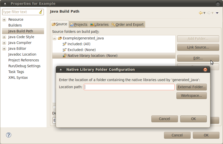 12 4 manual configuration of java build path gnatbench for rh docs adacore com tutorial eclipse java español pdf tutorial eclipse java español pdf