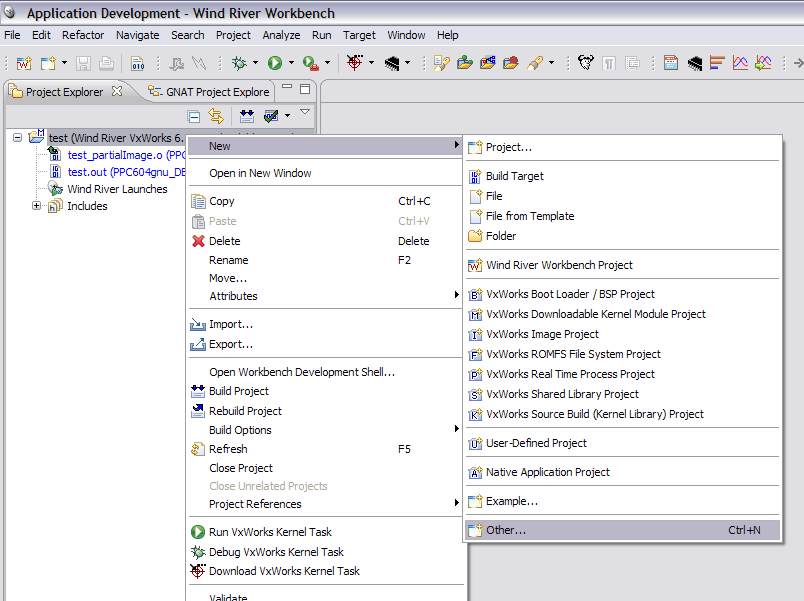 extending existing wind river workbench projects for ada gnatbench rh docs adacore com Eclipse Java Eclipse Workbench Tutorial